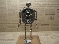 Robot Clock Type4合金