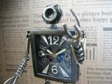 Robot Clock Type3合金