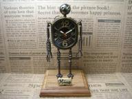 Robot Clock Type4真鍮